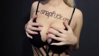 Drunk Canadian and  sluts cheating on guys show juicy pussy and cool boobs on Instagram
